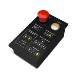 Пульт управления челночным столом